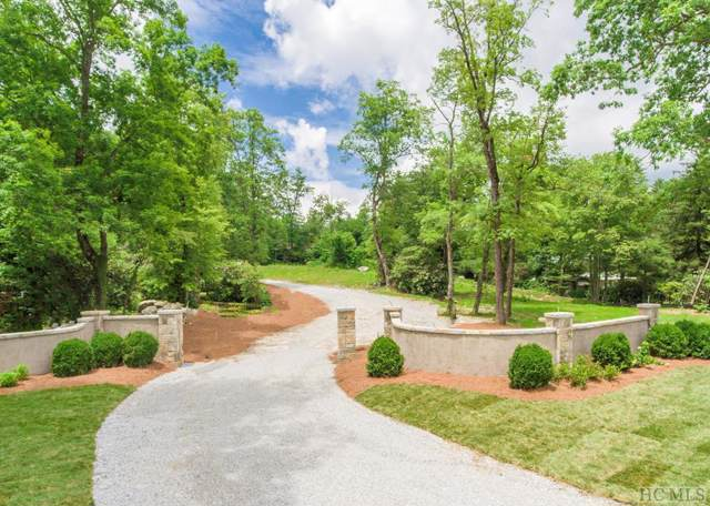 Lot 5 Springview Lane, Highlands, NC 28741 (MLS #92707) :: Berkshire Hathaway HomeServices Meadows Mountain Realty