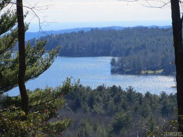 Lot 17 Panther Ridge Road, Lake Toxaway, NC 28747 (MLS #92724) :: Landmark Realty Group