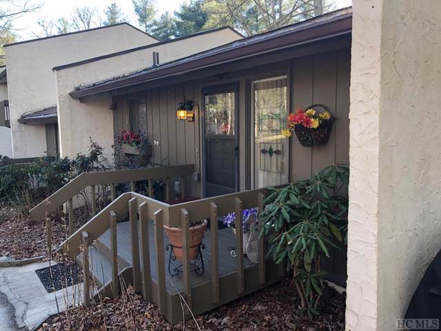 50 Dogwood Knob Lane 11E, Sapphire, NC 28774 (MLS #92731) :: Berkshire Hathaway HomeServices Meadows Mountain Realty