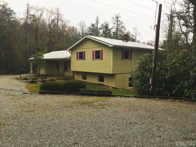 114 Picklesimer Road, Highlands, NC 28741 (MLS #92816) :: Berkshire Hathaway HomeServices Meadows Mountain Realty