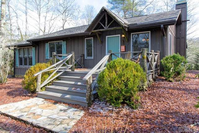 254 Klein Road, Highlands, NC 28741 (MLS #92878) :: Berkshire Hathaway HomeServices Meadows Mountain Realty