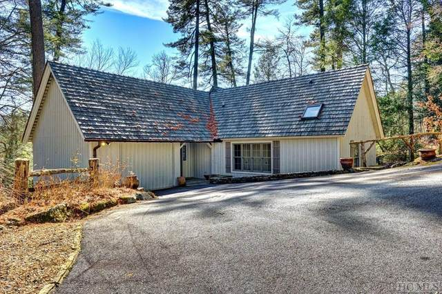 38 Indian Pipe Road, Cashiers, NC 28717 (MLS #92888) :: Berkshire Hathaway HomeServices Meadows Mountain Realty