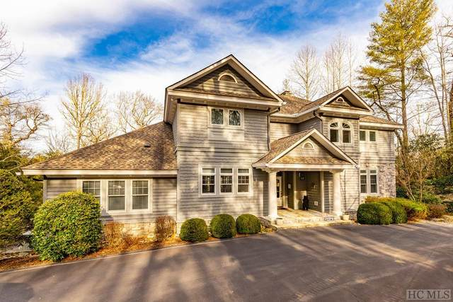 218 Red Bird Circle, Lake Toxaway, NC 28747 (MLS #92925) :: Berkshire Hathaway HomeServices Meadows Mountain Realty