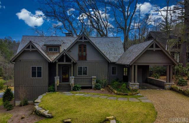 12 Hemlock Ridge, Highlands, NC 28741 (MLS #93026) :: Berkshire Hathaway HomeServices Meadows Mountain Realty