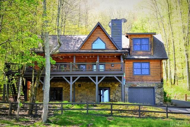 692 Walnut Gap Road, Cullowhee, NC 28723 (MLS #93034) :: Berkshire Hathaway HomeServices Meadows Mountain Realty