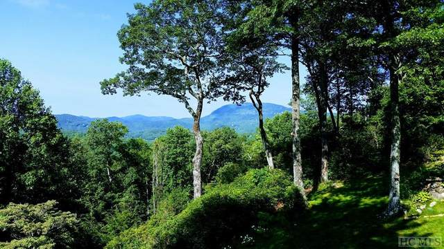 7 Skyview Drive, Lake Toxaway, NC 28747 (MLS #93064) :: Berkshire Hathaway HomeServices Meadows Mountain Realty