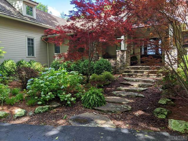 517 Parsons View, Cashiers, NC 28717 (MLS #93192) :: Pat Allen Realty Group