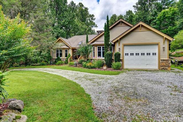 611 Blue Valley Road, Highlands, NC 28741 (MLS #93200) :: Berkshire Hathaway HomeServices Meadows Mountain Realty
