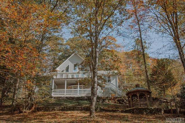 264 Fallen Leaf Lane, Highlands, NC 28741 (MLS #93218) :: Berkshire Hathaway HomeServices Meadows Mountain Realty