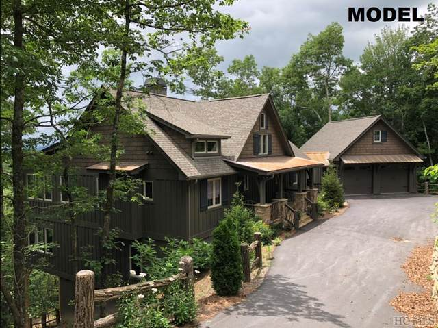 81 Rough Bark Road, Sapphire, NC 28774 (MLS #93226) :: Berkshire Hathaway HomeServices Meadows Mountain Realty