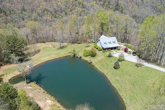 26 Hidden Falls Trail, Scaly Mountain, NC 28775 (MLS #93274) :: Pat Allen Realty Group