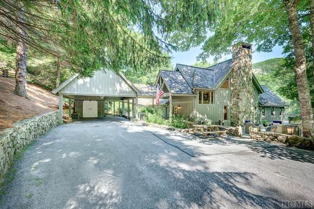 Glenville, NC 23736 :: Berkshire Hathaway HomeServices Meadows Mountain Realty