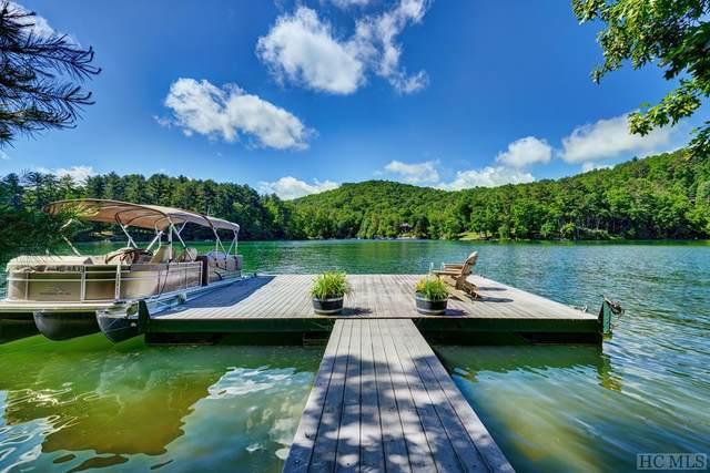 14 Buck Knob Island, Glenville, NC 28736 (MLS #93501) :: Berkshire Hathaway HomeServices Meadows Mountain Realty