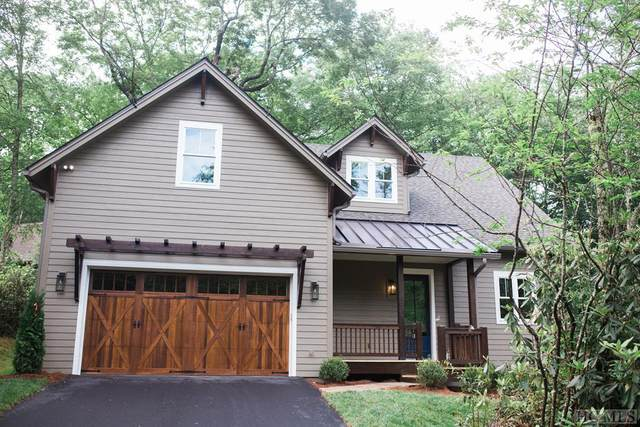 34 Shelby Court West, Highlands, NC 28741 (MLS #93694) :: Berkshire Hathaway HomeServices Meadows Mountain Realty