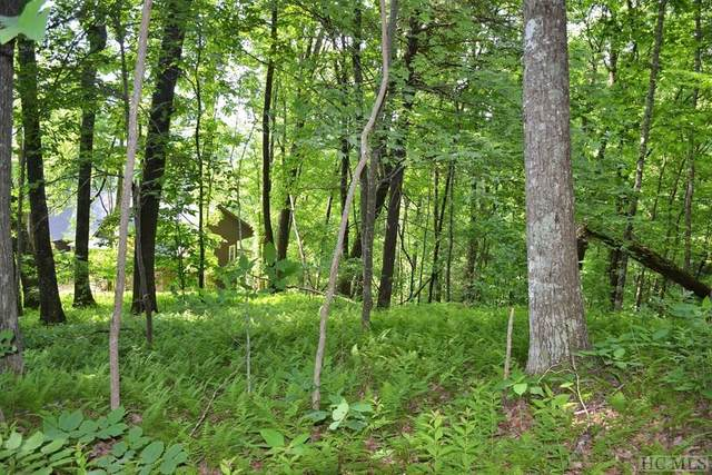 Lot #54 Birdnest Road, Sapphire, NC 28774 (MLS #93709) :: Berkshire Hathaway HomeServices Meadows Mountain Realty