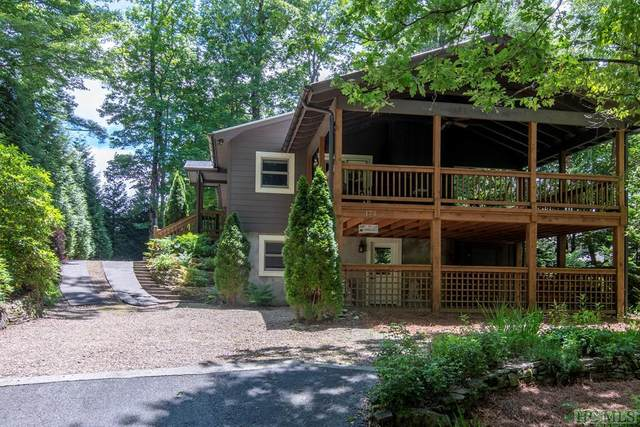 175 Wyanoak Road, Highlands, NC 28741 (MLS #93727) :: Berkshire Hathaway HomeServices Meadows Mountain Realty