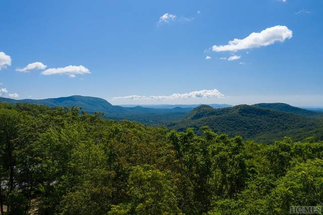 Lot 14 East Ridge Road, Cashiers, NC 28717 (MLS #93790) :: Berkshire Hathaway HomeServices Meadows Mountain Realty
