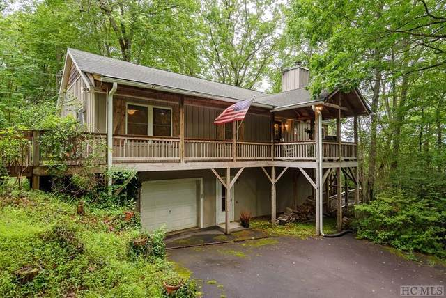 2592 Upper Whitewater Road, Sapphire, NC 28774 (MLS #93836) :: Pat Allen Realty Group