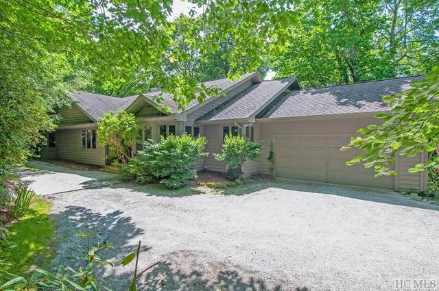 845 Whiteside Mountain Road, Highlands, NC 28741 (MLS #93870) :: Pat Allen Realty Group