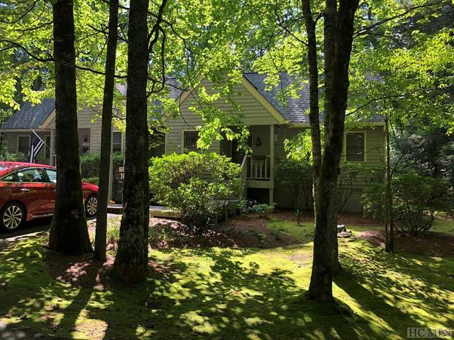14 Kiwi Lane #20, Sapphire, NC 28774 (MLS #93871) :: Berkshire Hathaway HomeServices Meadows Mountain Realty
