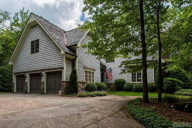 1266 Bowery Road, Highlands, NC 28741 (MLS #93891) :: Pat Allen Realty Group