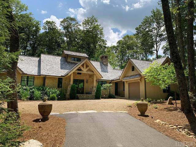 924 North High Mountain Drive, Cashiers, NC 28717 (MLS #93971) :: Pat Allen Realty Group