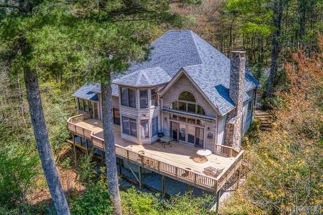 1501 Wandering Ridge, Glenville, NC 28736 (MLS #93993) :: Pat Allen Realty Group