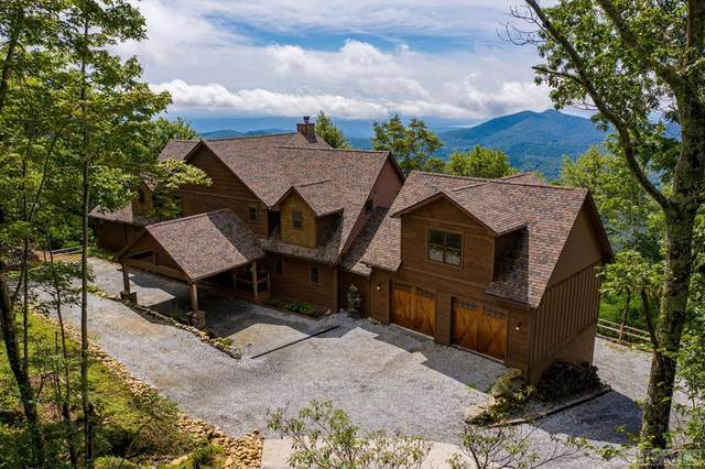 144 Manahawk Way, Sapphire, NC 28774 (MLS #94008) :: Berkshire Hathaway HomeServices Meadows Mountain Realty