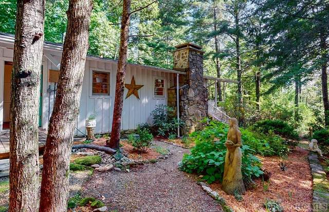1634 Clear Creek Road, Highlands, NC 28741 (MLS #94078) :: Pat Allen Realty Group