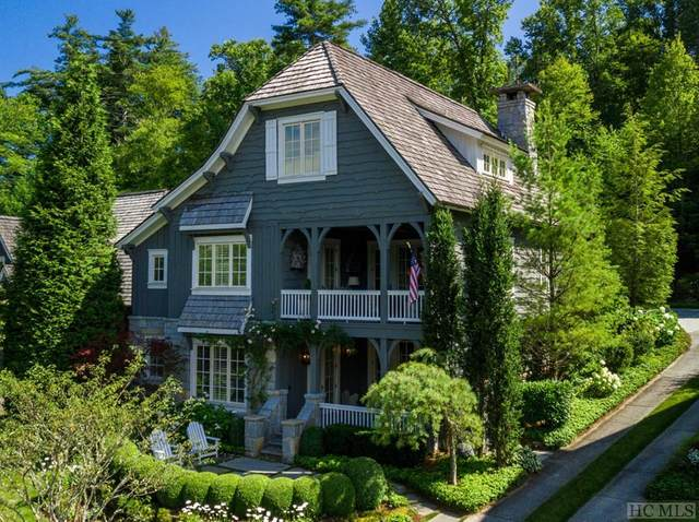 97 Old Edwards Circle, Highlands, NC 28741 (MLS #94107) :: Pat Allen Realty Group
