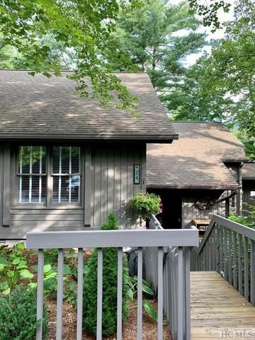 74 Racquet Club Drive B, Sapphire, NC 28774 (MLS #94301) :: Berkshire Hathaway HomeServices Meadows Mountain Realty