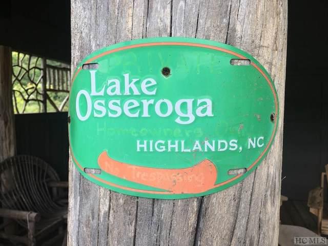 Lot 30 High Pond Lane, Highlands, NC 28741 (MLS #94323) :: Pat Allen Realty Group