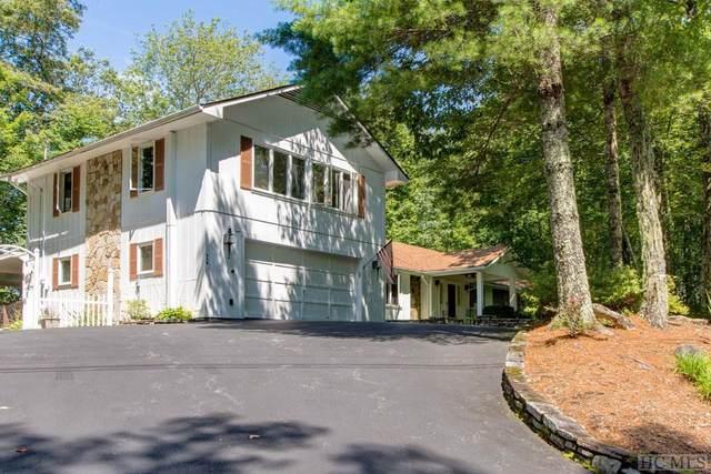 115 Hemlock Woods Drive, Highlands, NC 28741 (MLS #94389) :: Pat Allen Realty Group