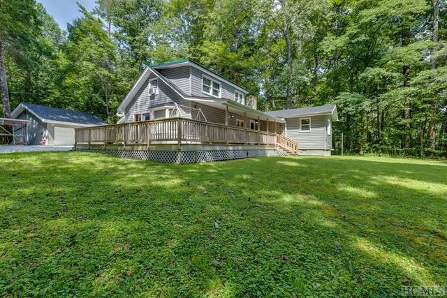 439 Wingina Place, Highlands, NC 28741 (MLS #94414) :: Berkshire Hathaway HomeServices Meadows Mountain Realty