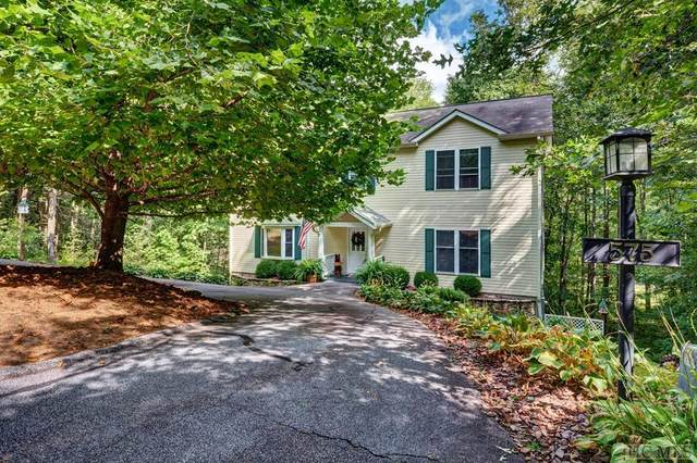 575 Holly Road, Sapphire, NC 28774 (MLS #94496) :: Pat Allen Realty Group