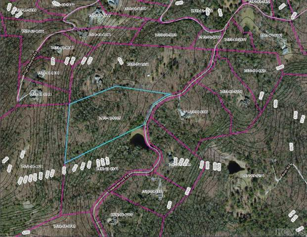 Lot 2 Treasurewood Road, Cashiers, NC 28717 (MLS #94562) :: Berkshire Hathaway HomeServices Meadows Mountain Realty