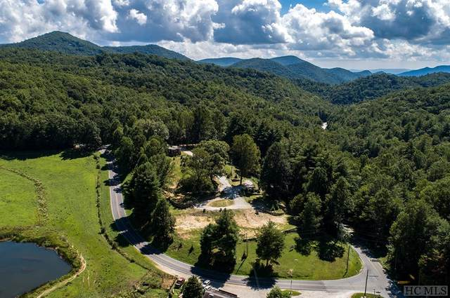 0 Dillard Road, Scaly Mountain, NC 28775 (MLS #94597) :: Pat Allen Realty Group