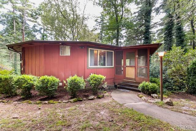 85 Decoy Ridge, Cashiers, NC 28717 (MLS #94598) :: Berkshire Hathaway HomeServices Meadows Mountain Realty