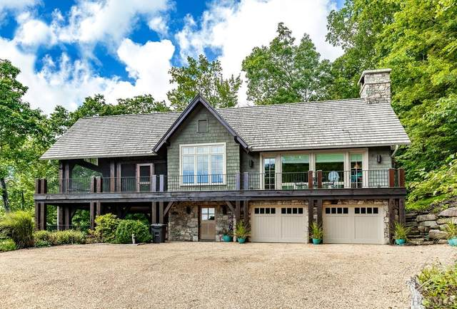 429 Panther Ridge Road, Lake Toxaway, NC 28747 (MLS #94630) :: Pat Allen Realty Group