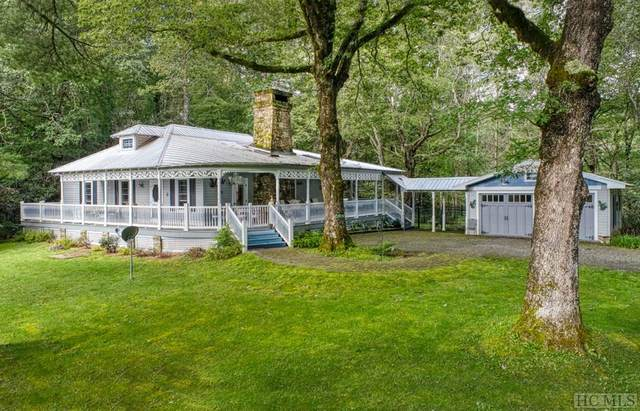 10 Talley Lane, Highlands, NC 28741 (MLS #94714) :: Berkshire Hathaway HomeServices Meadows Mountain Realty