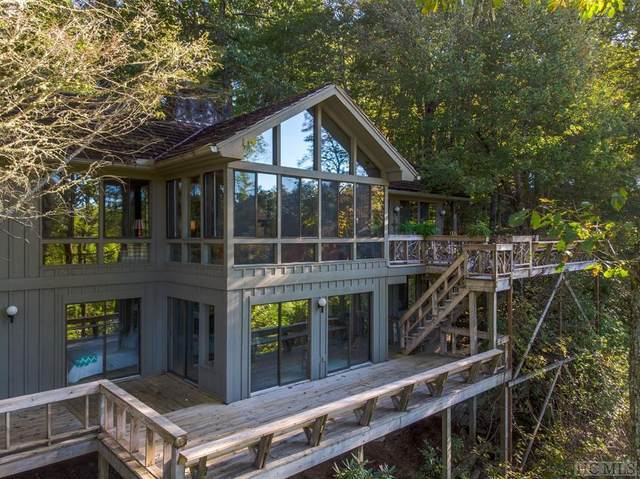 376 Heaton Forest Road, Cashiers, NC 28717 (MLS #94727) :: Berkshire Hathaway HomeServices Meadows Mountain Realty