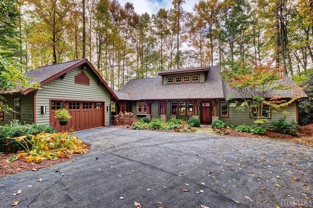 390 Napa Ridge Lane, Highlands, NC 28741 (MLS #94940) :: Berkshire Hathaway HomeServices Meadows Mountain Realty
