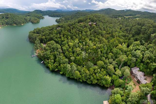 Lot 12 Old Cave Lane, Cullowhee, NC 28723 (MLS #95062) :: Berkshire Hathaway HomeServices Meadows Mountain Realty