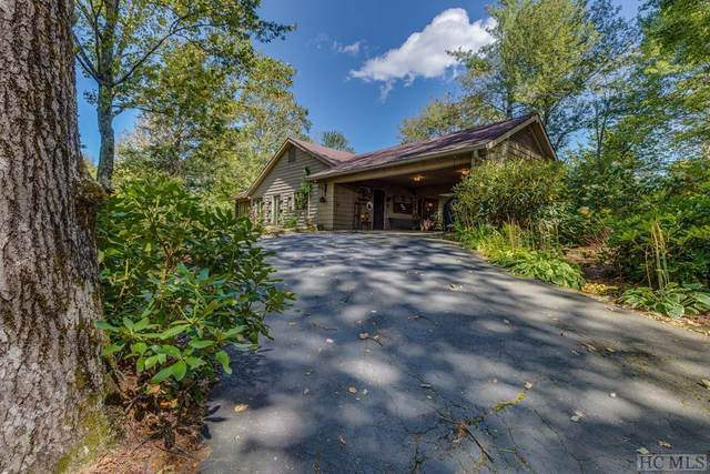 110 Mountain Ash Lane, Highlands, NC 28741 (MLS #95082) :: Berkshire Hathaway HomeServices Meadows Mountain Realty