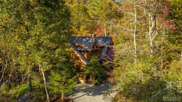97 Settlers Bend, Cullowhee, NC 28723 (MLS #95099) :: Berkshire Hathaway HomeServices Meadows Mountain Realty