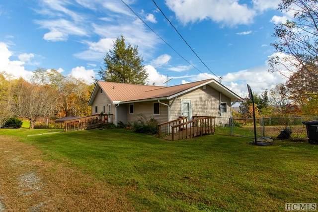 1682 Lloyd Hooper Road, Glenville, NC 28723 (MLS #95118) :: Berkshire Hathaway HomeServices Meadows Mountain Realty