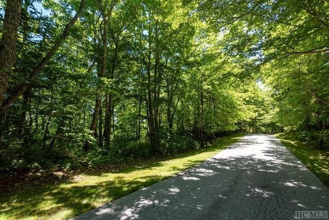 Lot 23B Sassafras Ridge, Sapphire, NC 28774 (MLS #95140) :: Berkshire Hathaway HomeServices Meadows Mountain Realty