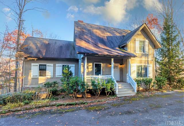 768 Squirrel Hunting Road, Cashiers, NC 28717 (MLS #95220) :: Berkshire Hathaway HomeServices Meadows Mountain Realty