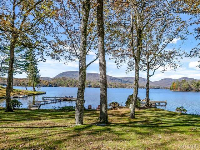 28 Toxaway Point #7, Lake Toxaway, NC 28747 (MLS #95227) :: Berkshire Hathaway HomeServices Meadows Mountain Realty