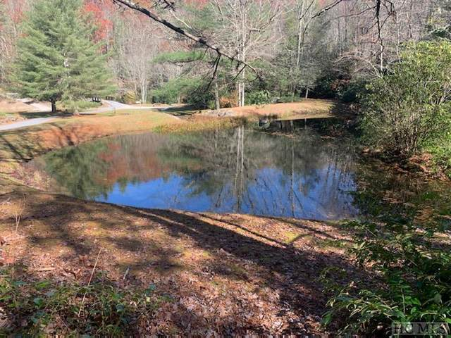 Lot 20 Receptive Drive, Glenville, NC 28736 (MLS #95228) :: Berkshire Hathaway HomeServices Meadows Mountain Realty